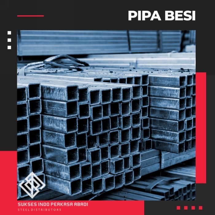 Distributor Pipa Besi Makassar