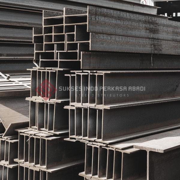 Distributor Besi WF dan Besi H Beam - Murah